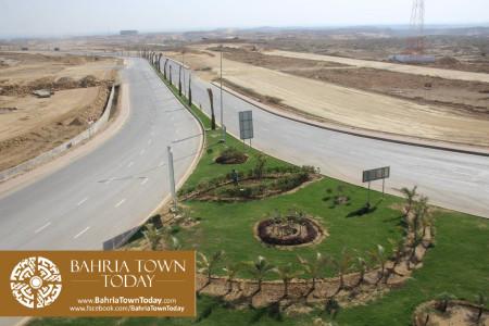 Bahria Town Karachi Latest Progress Update - March 2016 (38)