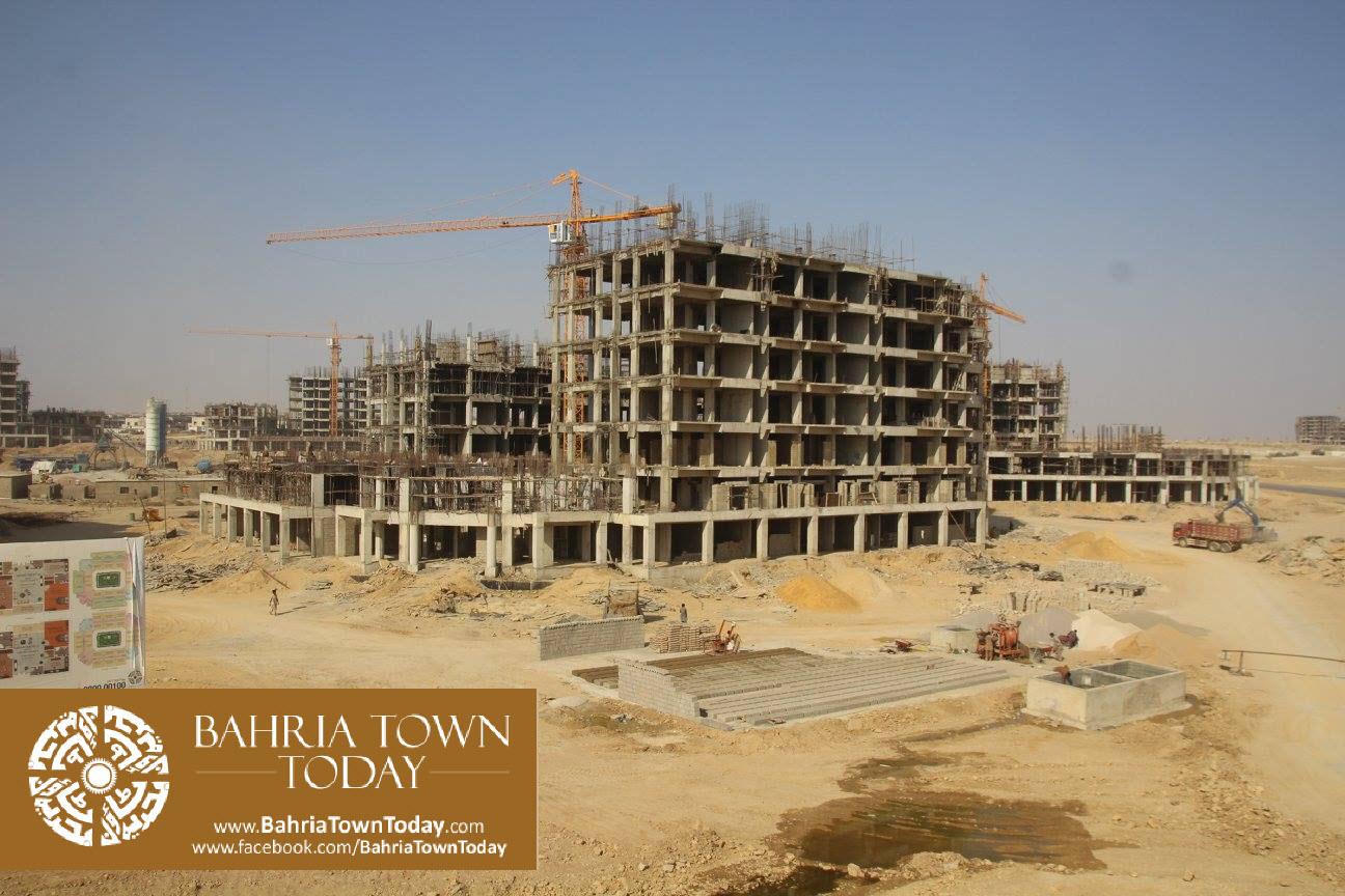 Bahria Town Karachi Latest Progress Update – March 2016 (39)