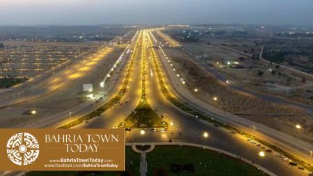 Bahria Town Karachi Latest Progress Update - March 2016 (4)