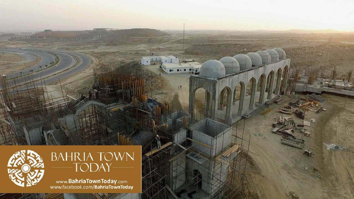 Bahria Town Karachi Latest Progress Update – March 2016 (41)