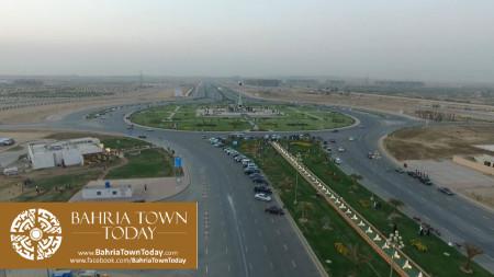 Bahria Town Karachi Latest Progress Update - March 2016 (42)