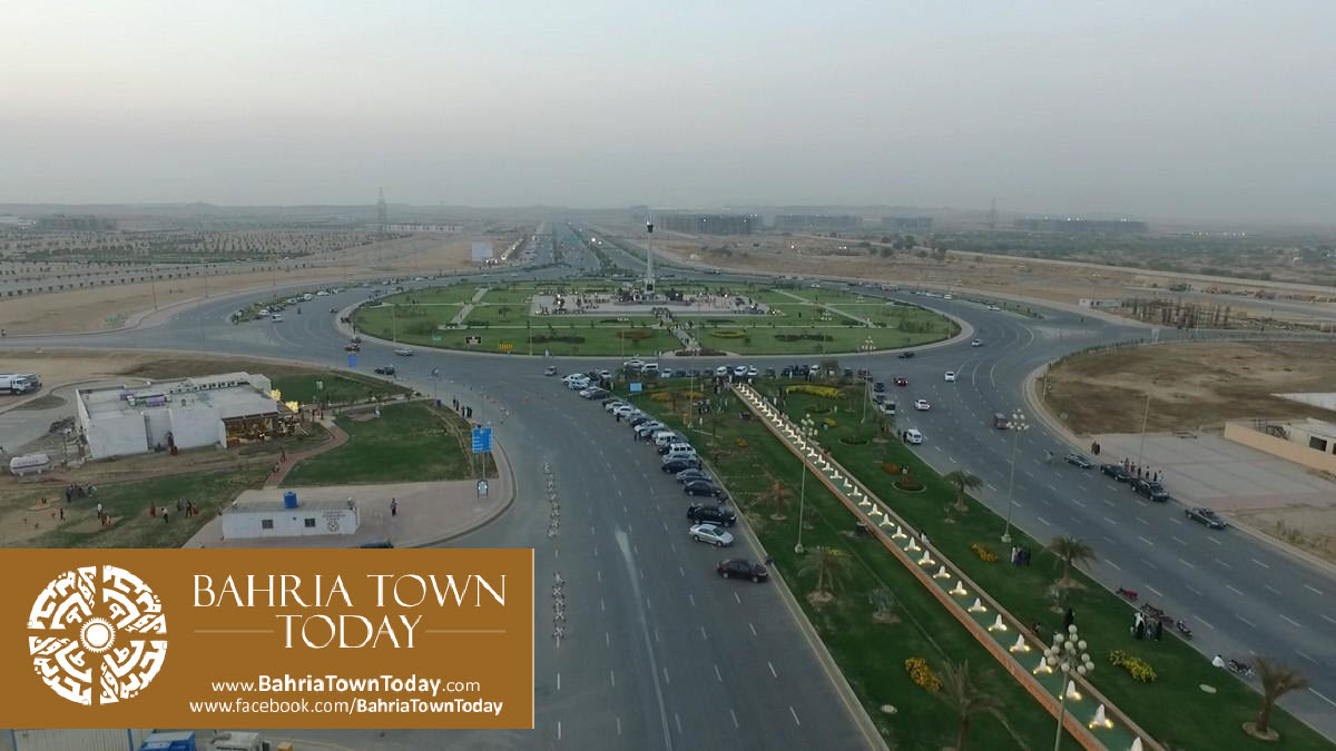 Bahria Town Karachi Latest Progress Update – March 2016 (42)