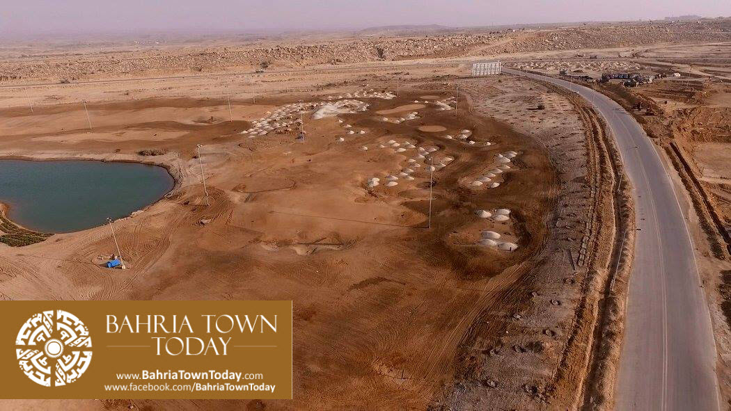 Bahria Town Karachi Latest Progress Update – March 2016 (43)