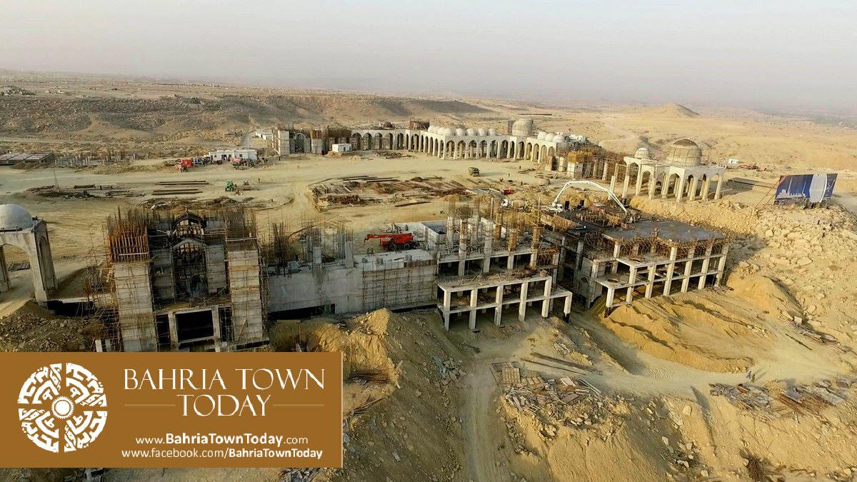 Bahria Town Karachi Latest Progress Update – March 2016 (44)