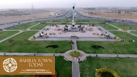 Bahria Town Karachi Latest Progress Update - March 2016 (45)