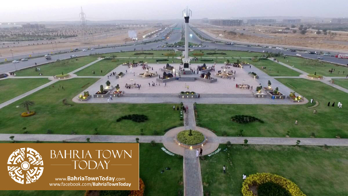 Bahria Town Karachi Latest Progress Update – March 2016 (45)