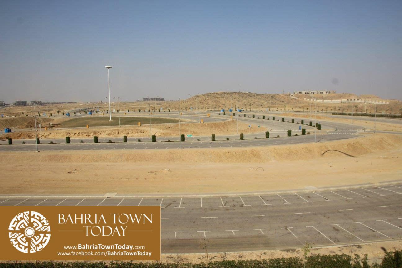 Bahria Town Karachi Latest Progress Update – March 2016 (47)
