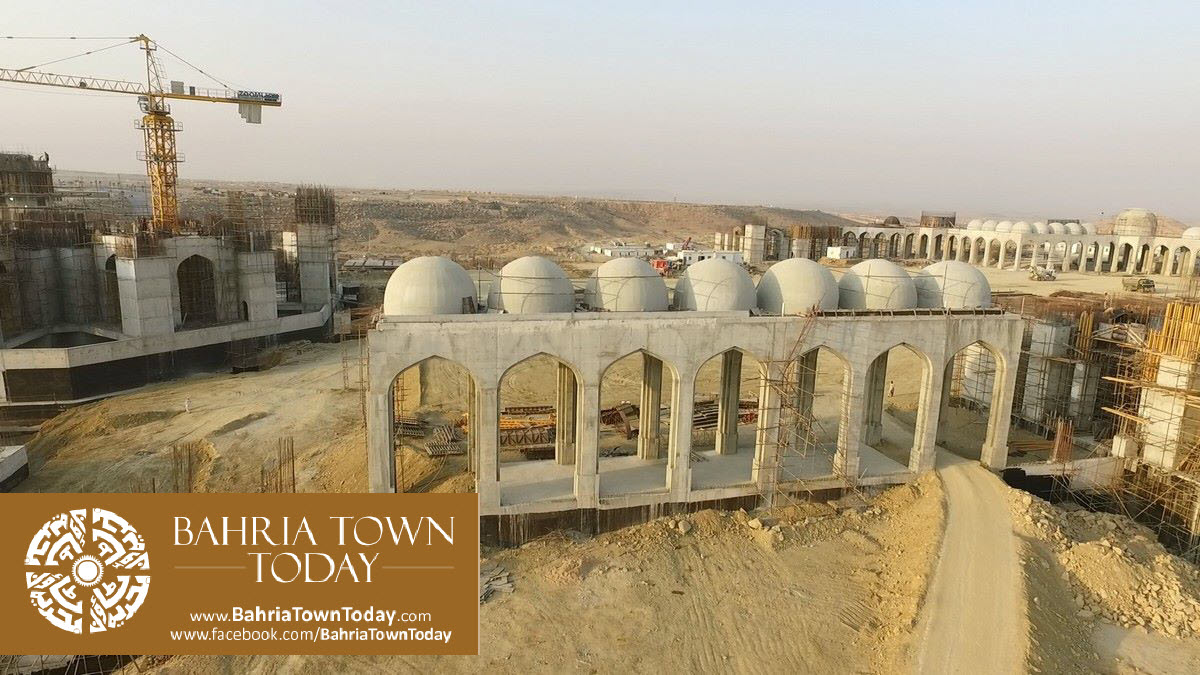 Bahria Town Karachi Latest Progress Update – March 2016 (48)