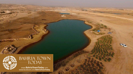 Bahria Town Karachi Latest Progress Update - March 2016 (5)