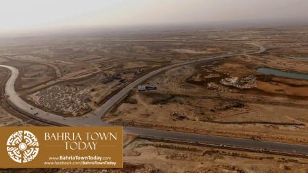 Bahria Town Karachi Latest Progress Update - March 2016 (50)