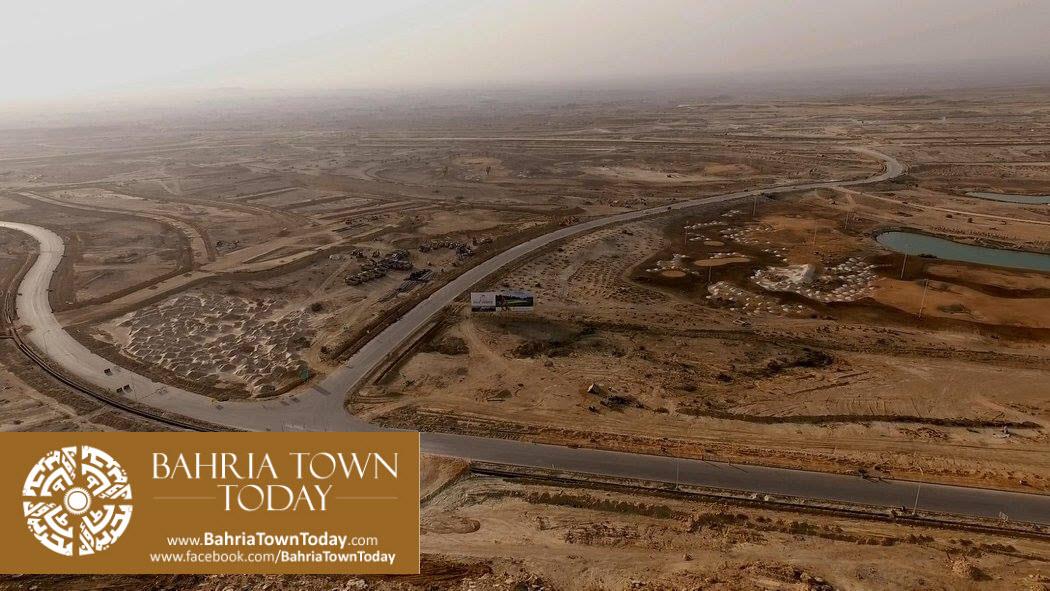 Bahria Town Karachi Latest Progress Update – March 2016 (50)