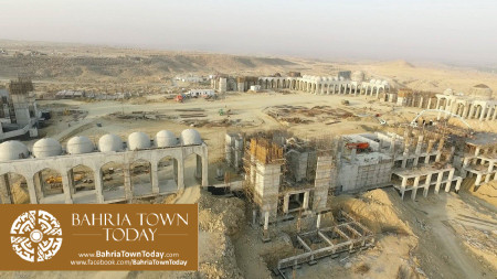 Bahria Town Karachi Latest Progress Update - March 2016 (52)