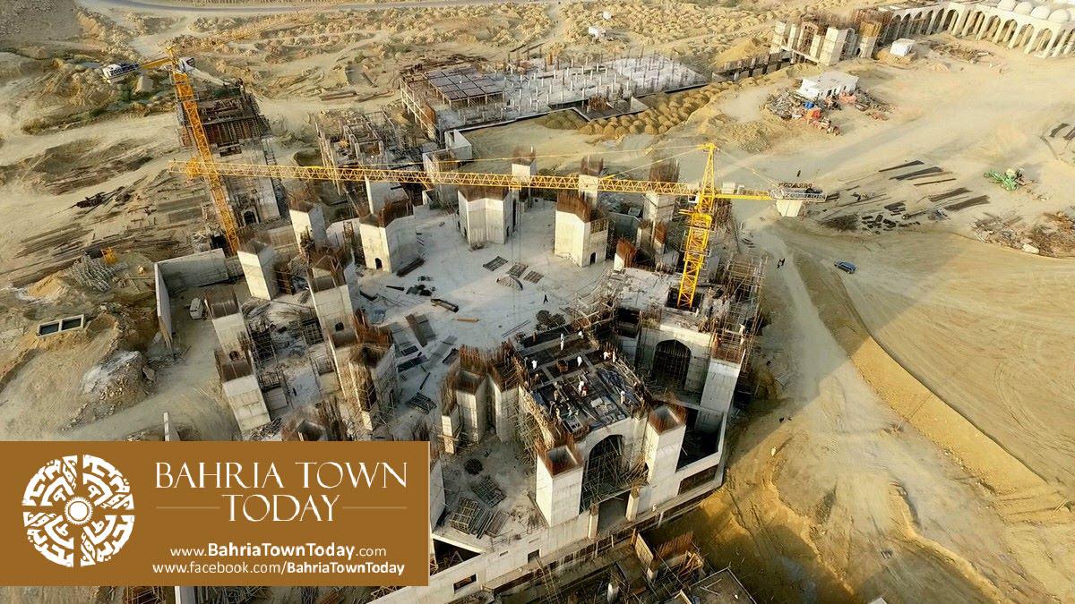 Bahria Town Karachi Latest Progress Update – March 2016 (53)