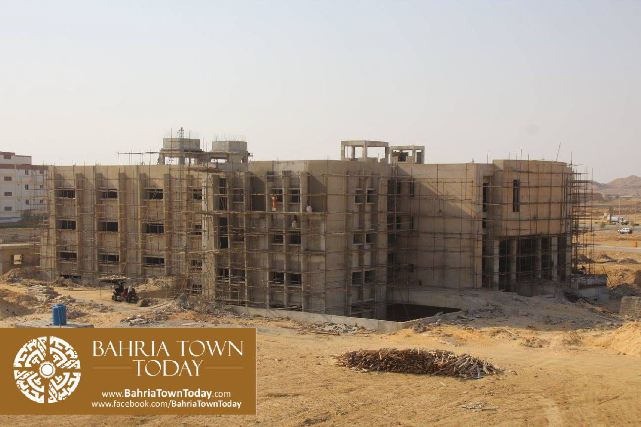 Bahria Town Karachi Latest Progress Update – March 2016 (54)