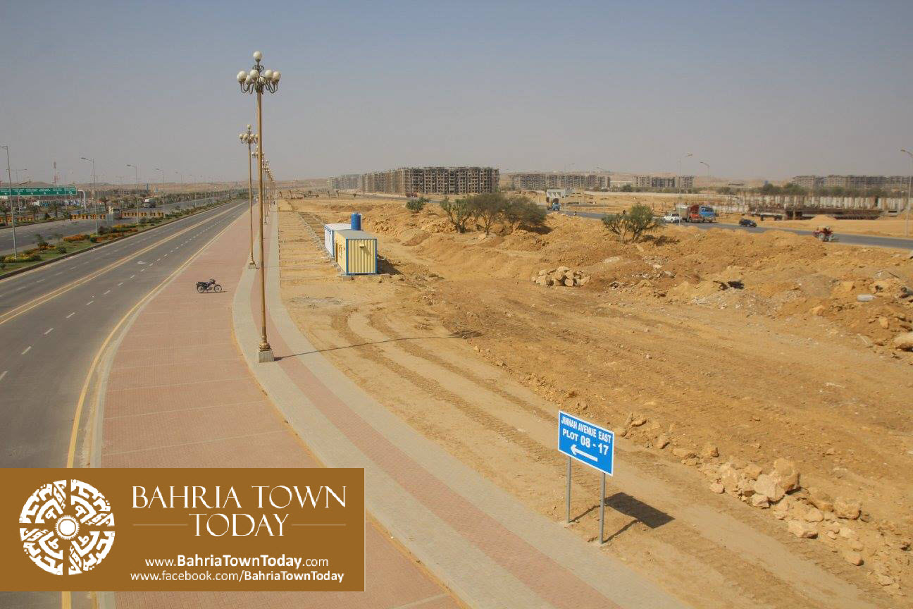 Bahria Town Karachi Latest Progress Update – March 2016 (55)