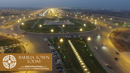Bahria Town Karachi Latest Progress Update - March 2016 (56)