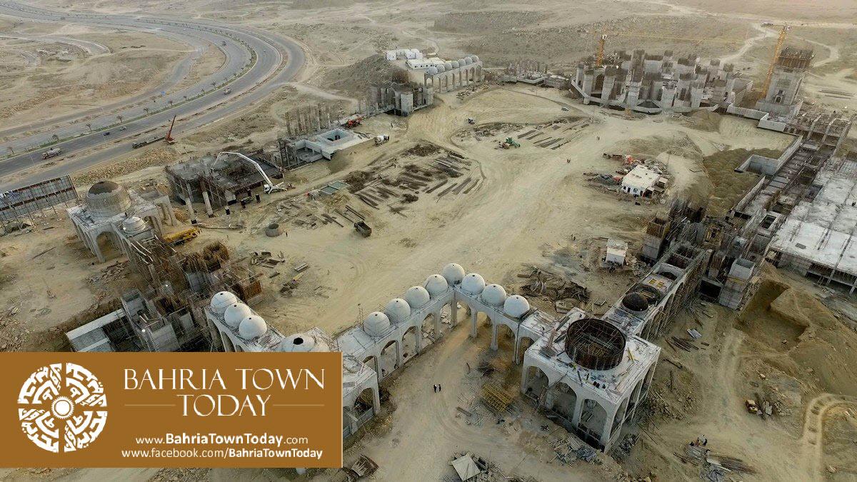 Bahria Town Karachi Latest Progress Update – March 2016 (58)