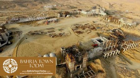 Bahria Town Karachi Latest Progress Update - March 2016 (60)