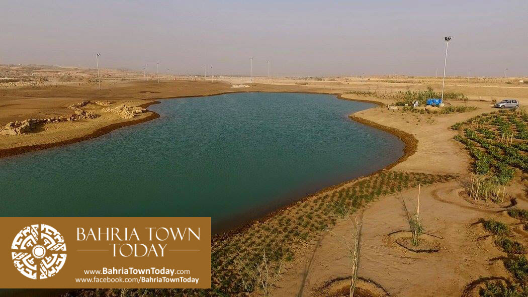 Bahria Town Karachi Latest Progress Update – March 2016 (61)