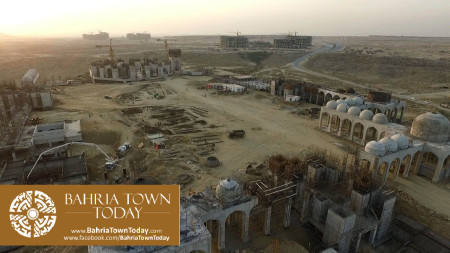 Bahria Town Karachi Latest Progress Update - March 2016 (62)