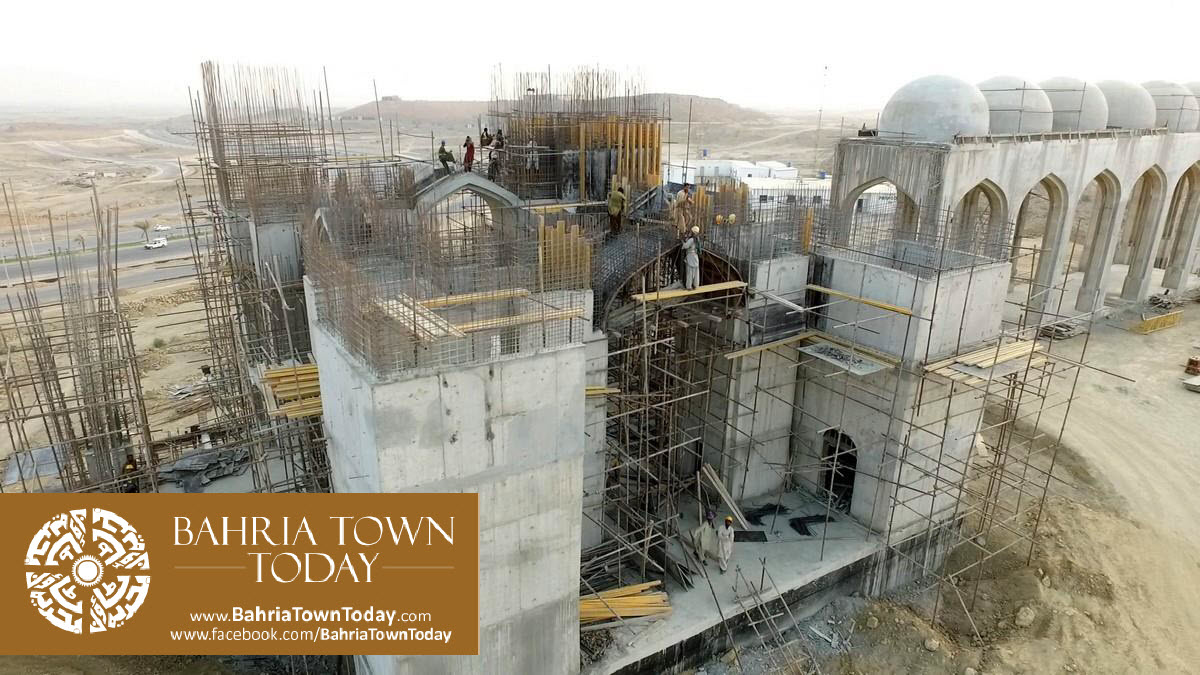 Bahria Town Karachi Latest Progress Update – March 2016 (7)