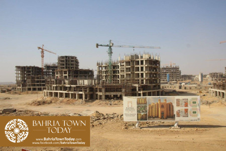 Bahria Town Karachi Latest Progress Update - March 2016 (9)