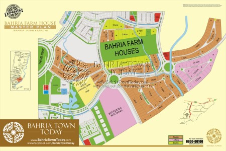 Bahria Farmhouses Karachi (1)