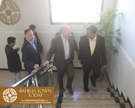 US Council General & Consulate Staff Visited Bahria Town Karachi (21)
