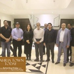 President & CEO of Saudi German Hospital (SGH) Visits Bahria Town Karachi