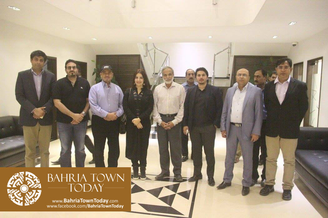 President & CEO of Saudi German Hospital (SGH) Visits Bahria Town Karachi (10)
