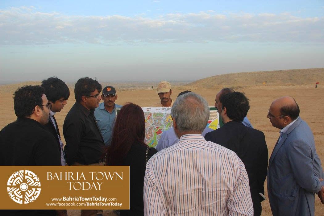 President & CEO of Saudi German Hospital (SGH) Visits Bahria Town Karachi (12)