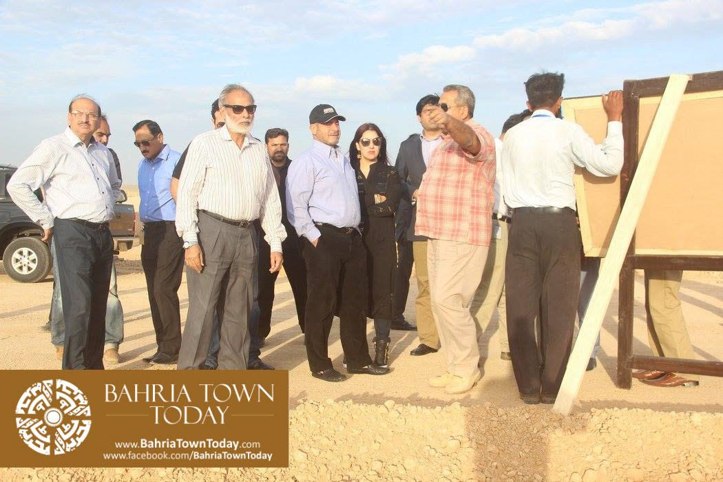 President & CEO of Saudi German Hospital (SGH) Visits Bahria Town Karachi (13)