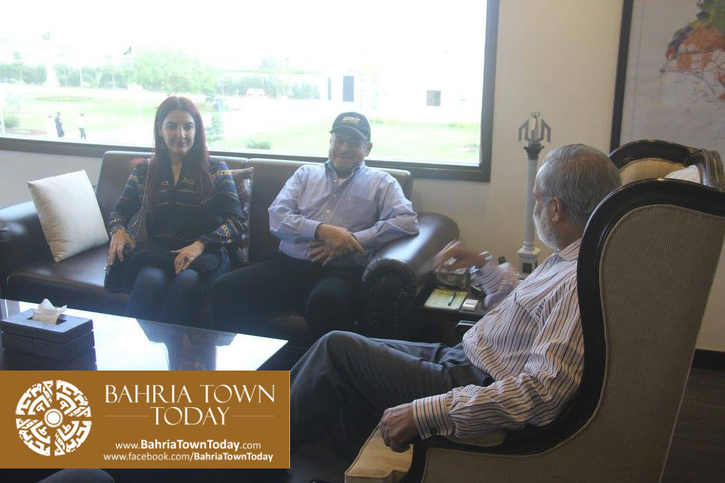President & CEO of Saudi German Hospital (SGH) Visits Bahria Town Karachi (14)