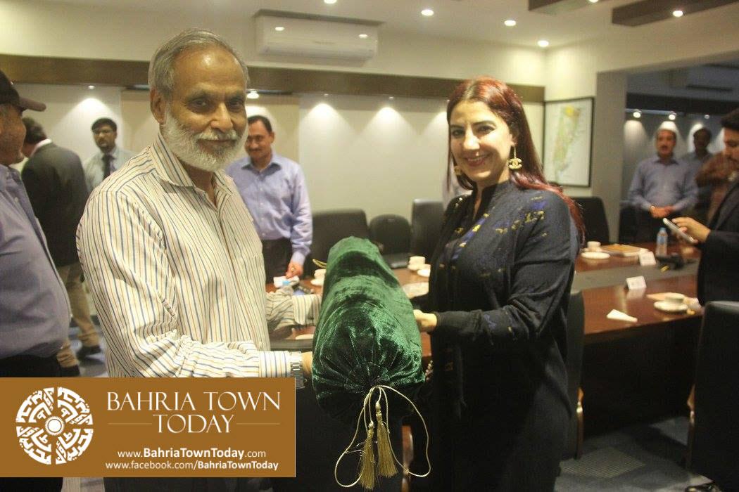 President & CEO of Saudi German Hospital (SGH) Visits Bahria Town Karachi (16)