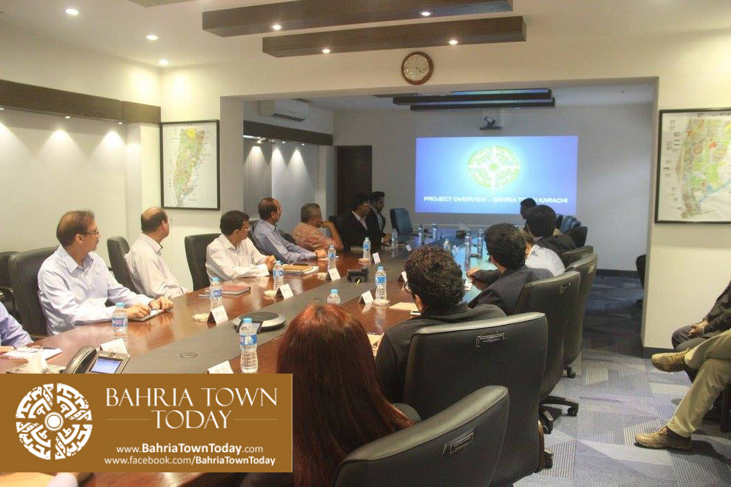 President & CEO of Saudi German Hospital (SGH) Visits Bahria Town Karachi (17)