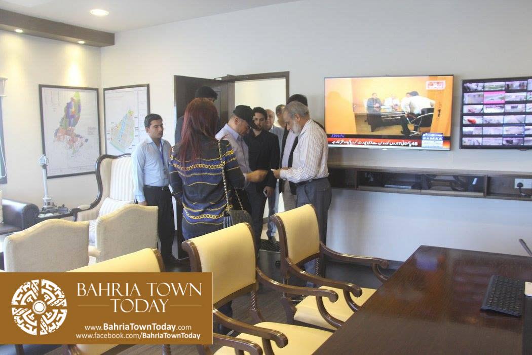 President & CEO of Saudi German Hospital (SGH) Visits Bahria Town Karachi (18)