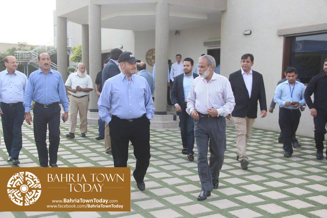 President & CEO of Saudi German Hospital (SGH) Visits Bahria Town Karachi (19)