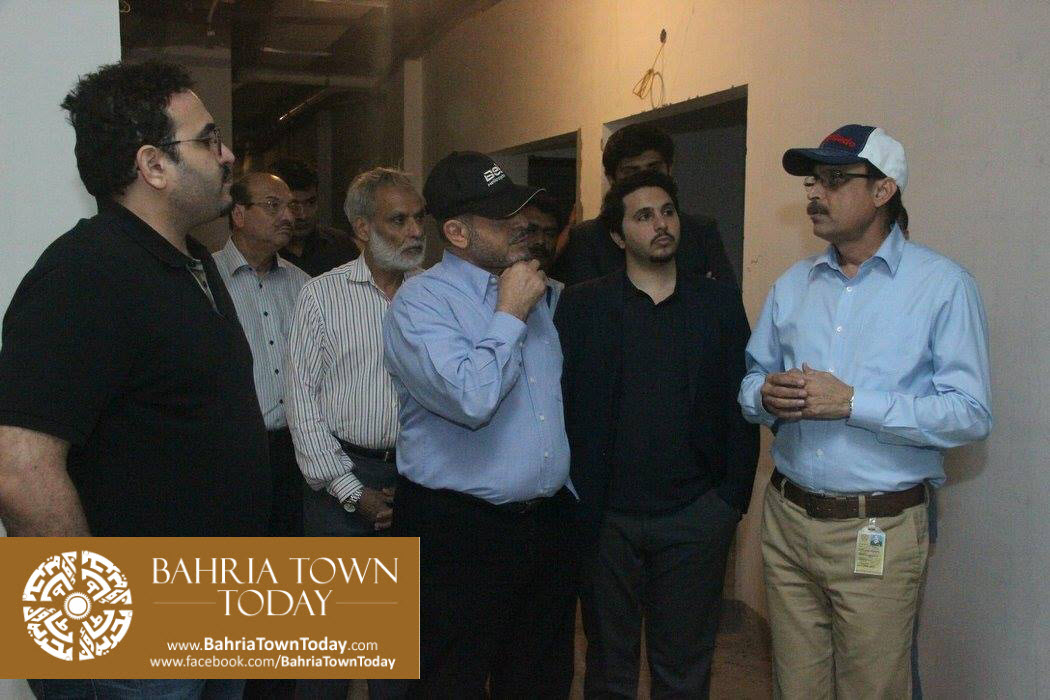 President & CEO of Saudi German Hospital (SGH) Visits Bahria Town Karachi (2)