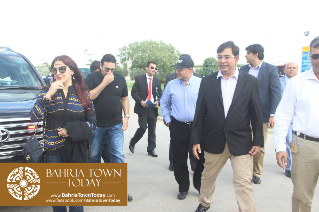 President & CEO of Saudi German Hospital (SGH) Visits Bahria Town Karachi (21)