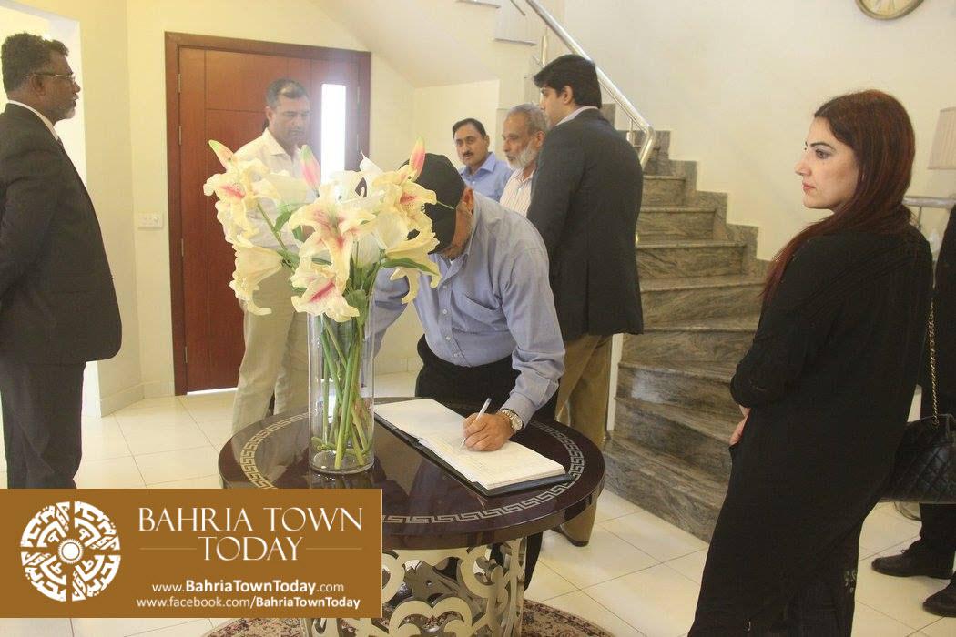 President & CEO of Saudi German Hospital (SGH) Visits Bahria Town Karachi (3)