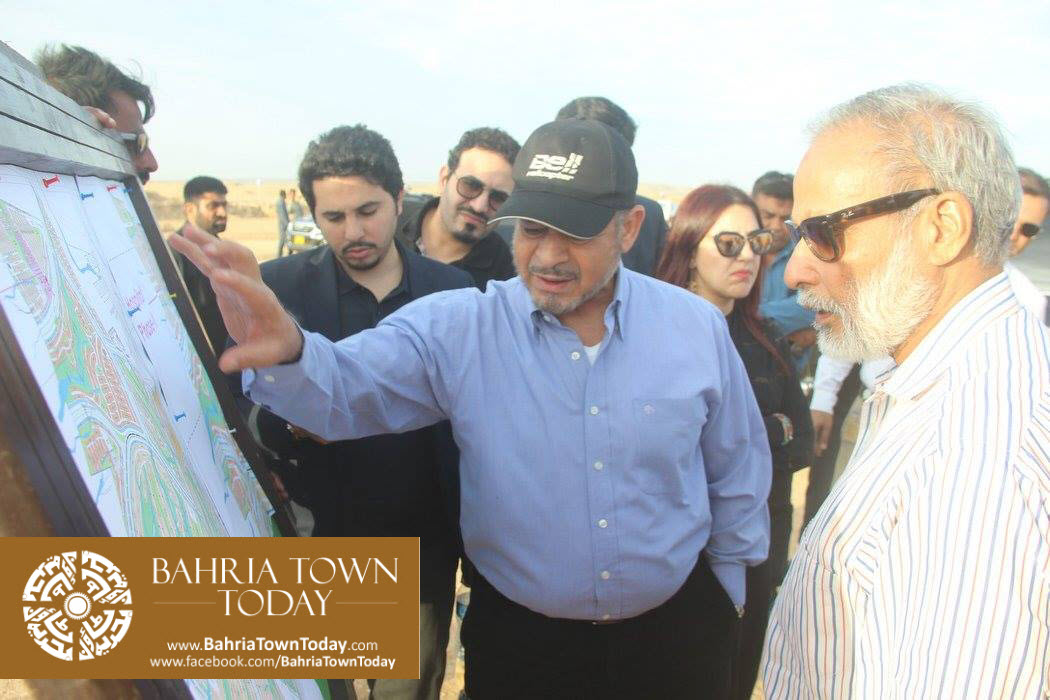 President & CEO of Saudi German Hospital (SGH) Visits Bahria Town Karachi (4)