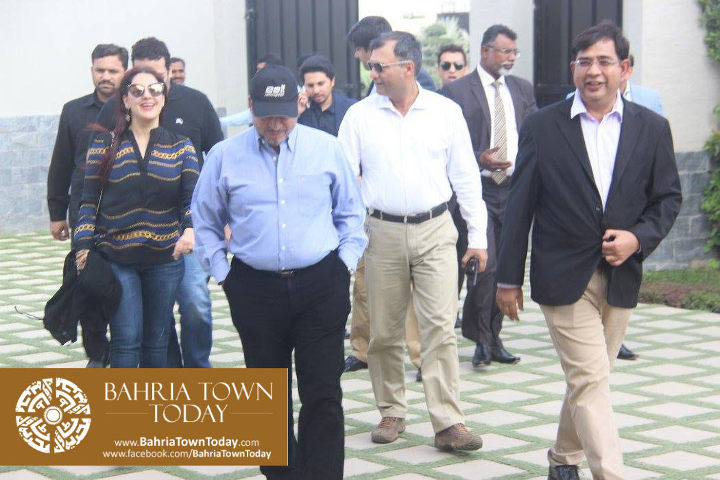 President & CEO of Saudi German Hospital (SGH) Visits Bahria Town Karachi (6)