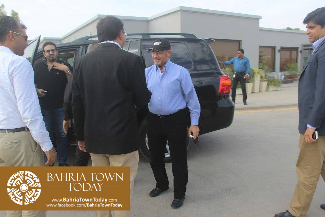 President & CEO of Saudi German Hospital (SGH) Visits Bahria Town Karachi (8)