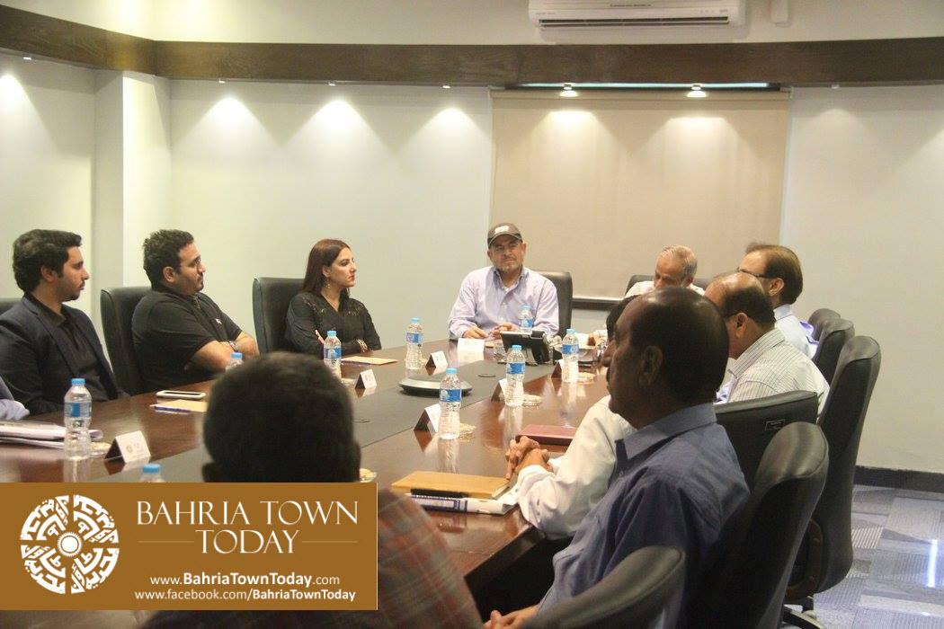President & CEO of Saudi German Hospital (SGH) Visits Bahria Town Karachi (9)