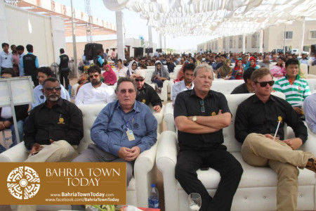 Possession Handover Ceremony of 200 Sq Yard Bahria Homes (Quaid Block) (11)