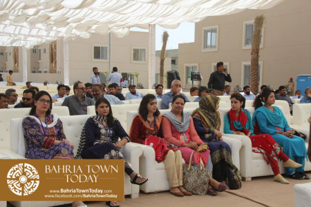 Possession Handover Ceremony of 200 Sq Yard Bahria Homes (Quaid Block) (12)