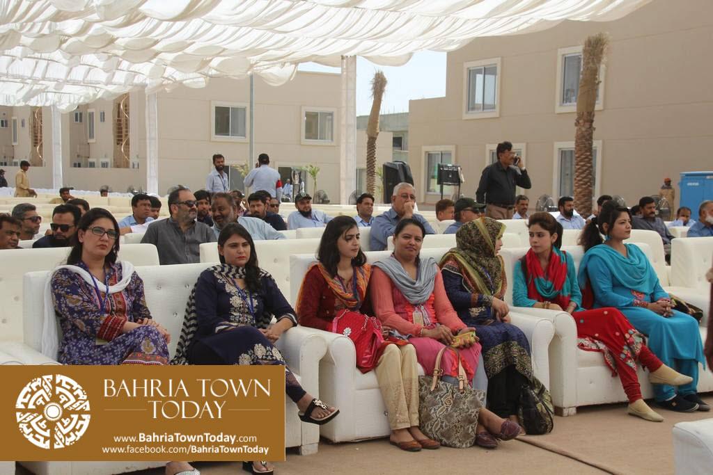 Possession Handover Ceremony of 200 Sq Yard Bahria Homes (Quaid Block) (12)