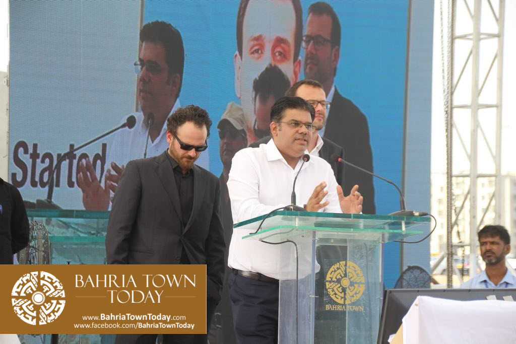 Possession Handover Ceremony of 200 Sq Yard Bahria Homes (Quaid Block) (16)