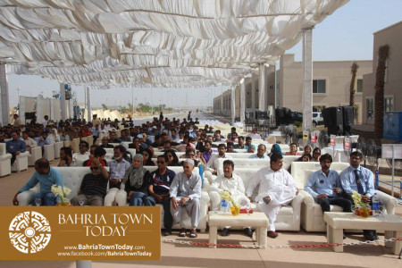 Possession Handover Ceremony of 200 Sq Yard Bahria Homes (Quaid Block) (8)