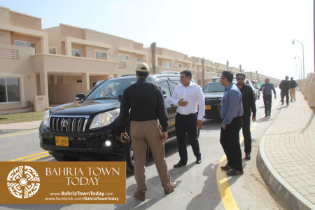 Possession Handover Ceremony of 200 Sq Yard Bahria Homes (Quaid Block) (9)